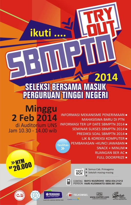TRY OUT SBMPTN 2014 jilid 2